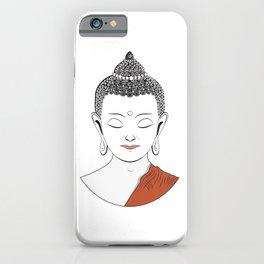 Life of Buddha iPhone Case