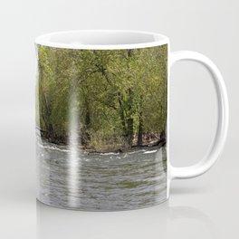 Springtime on the Fox River Coffee Mug