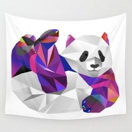 Pauline Panda  Wall Tapestry