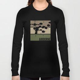 Airborne Jump Long Sleeve T-shirt