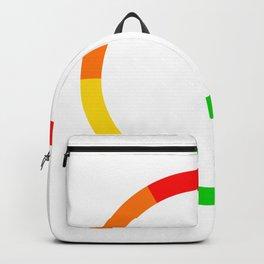 LGBT Rainbow Circle Backpack