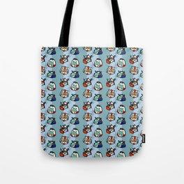 0079 Feds Tote Bag