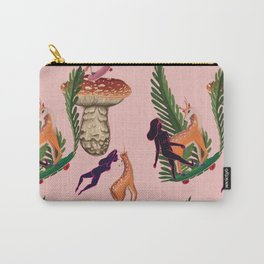 Deer to skate Carry-All Pouch