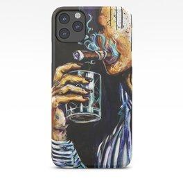 Naturally Bourbon iPhone Case