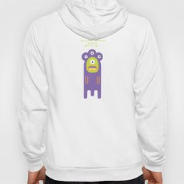 PINTMON_FOUR EYES Hoody