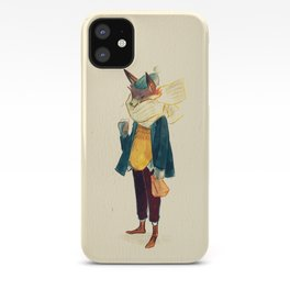 The Fox Jo iPhone Case