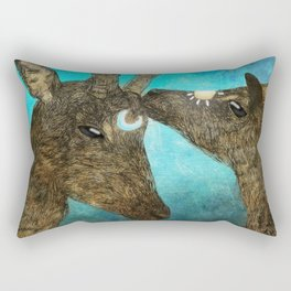 Celestial Impala Rectangular Pillow