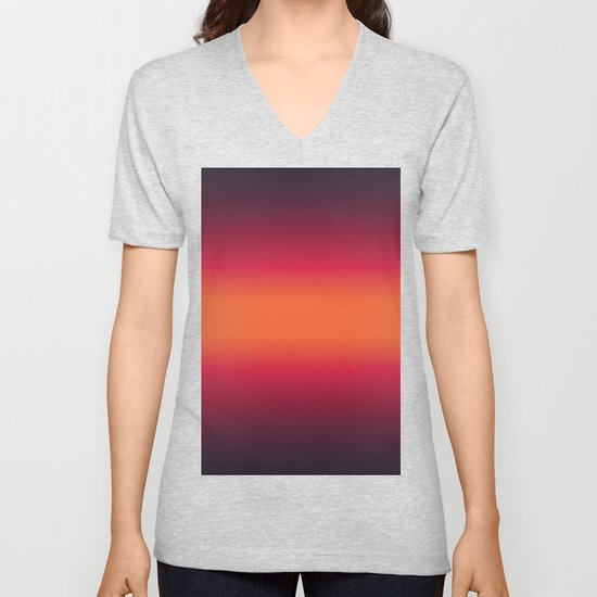 Sunset Tie Dye Gradient Colors Spectrum Harmony by pixelstory
