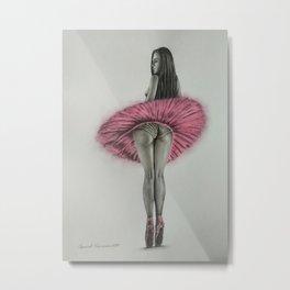 Pink radiance Metal Print