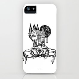 House Crab iPhone Case