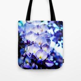 Flowers magic 2 Tote Bag