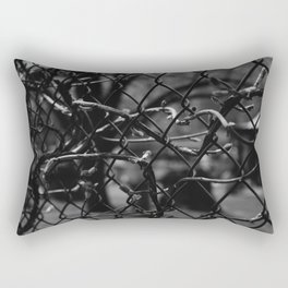 Elizabeth Street Garden III Rectangular Pillow