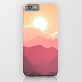 Hello Sunshine iPhone Case