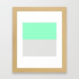 Mint Julep & Ice #2 Framed Art Print