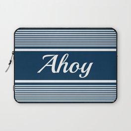Ahoy Laptop Sleeve