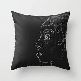 FKA Twigs Throw Pillow