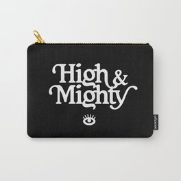 High and Mighty Carry-All Pouch