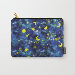 Stars That Can Laugh Carry-All Pouch