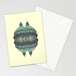 Baroque hipster Stationery Cards