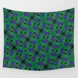 Hide Your Light Wall Tapestry