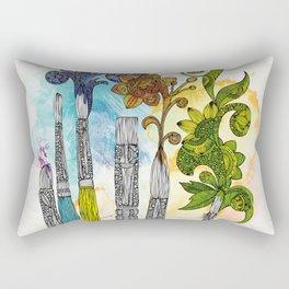 Brushtopia Rectangular Pillow