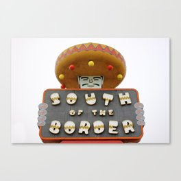South of the Border: Pedro Canvas Print
