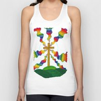 book cover Tank Tops featuring Book cover by Carrollskitchen on youtube
