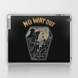 No Way Out Laptop & iPad Skin