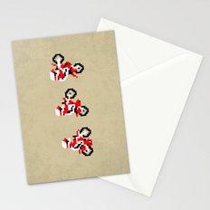 Excitebike Stationery Cards