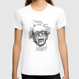 Feel the Bern (black & white) T-shirt