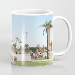 Temple of Luxor, no. 24 Coffee Mug