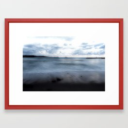RIVAGE 03 Framed Art Print