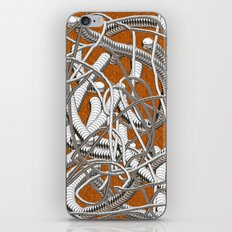 loose ends iPhone & iPod Skin