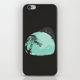 Someone is Watching iPhone Skin