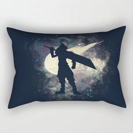 Cloud Space Rectangular Pillow
