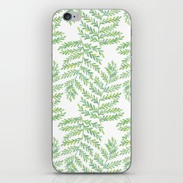 Fern Leaf iPhone Skin