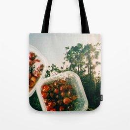 cherry Bomb. Tote Bag