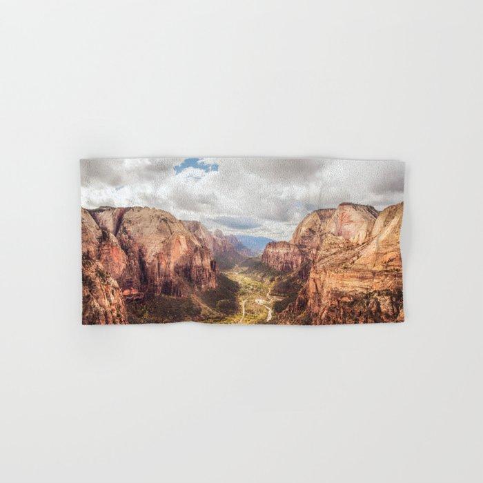 The Canyon Hand & Bath Towel