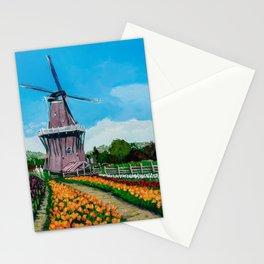 """""""Tulips of Twenty-twenty"""" Stationery Cards"""