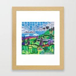 Lynnville Framed Art Print