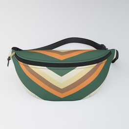 Mexican poncho pattern Fanny Pack