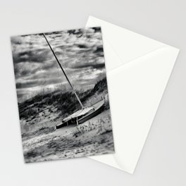 Dune Sailing Stationery Cards