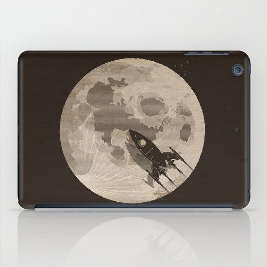 Around the Moon iPad Case