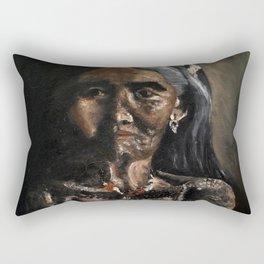 Whang-Od Rectangular Pillow