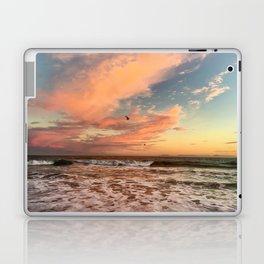 Cotton Candy Sunset Laptop & iPad Skin