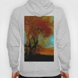 Red Tree Hoody