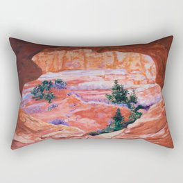 Arches in Moab Rectangular Pillow