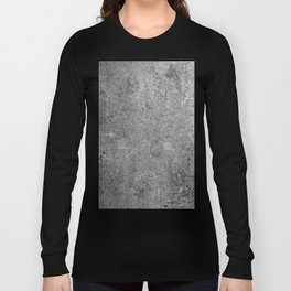 Old Leather Book Cover Lichen Long Sleeve T-shirt
