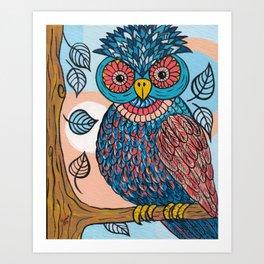 Maggie Art Print