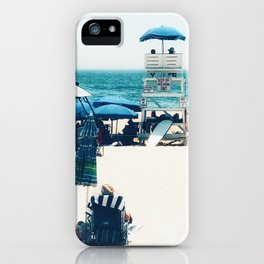 Coopers Beach iPhone Case